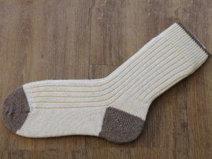 Wollen sokken maat 41-42